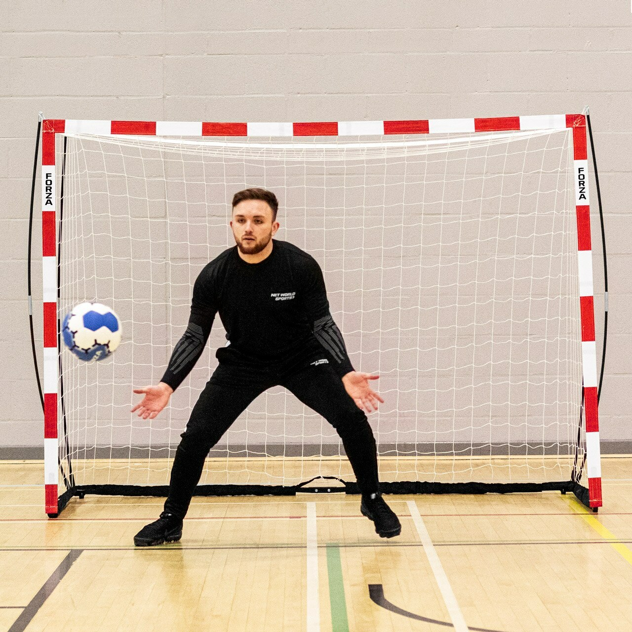 Freestanding Handball Goals | Suited To All Surfaces
