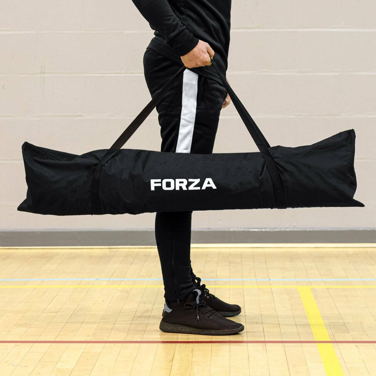 Lightweight & Portable Handball Goals | Carry Bag Included
