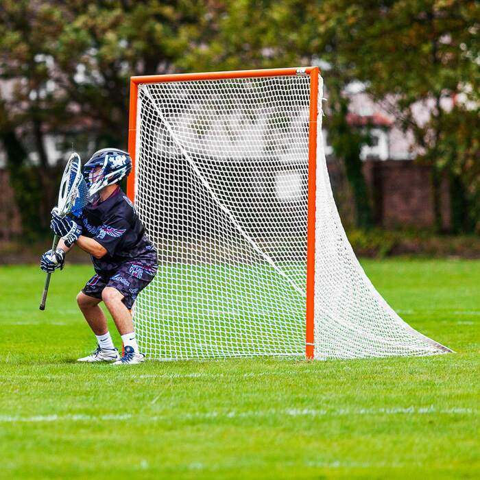 Professional Lacrosse Goals For Regulation Games