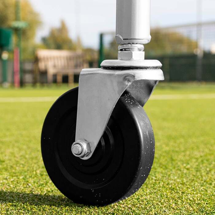 Tennis Ball Trolley For All Tennis Court Surfaces | Ultra Heavy Duty Wheels