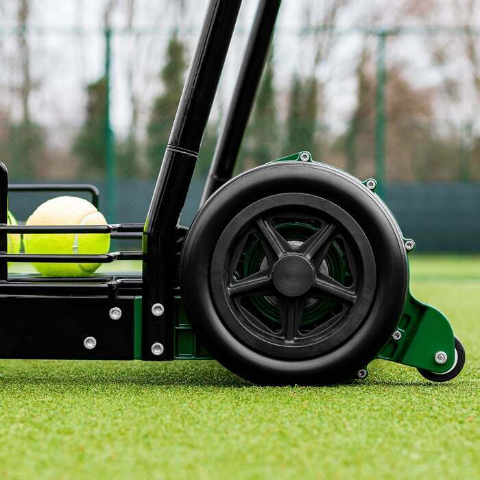 Tennis Ball Trolley For All Tennis Court Surfaces