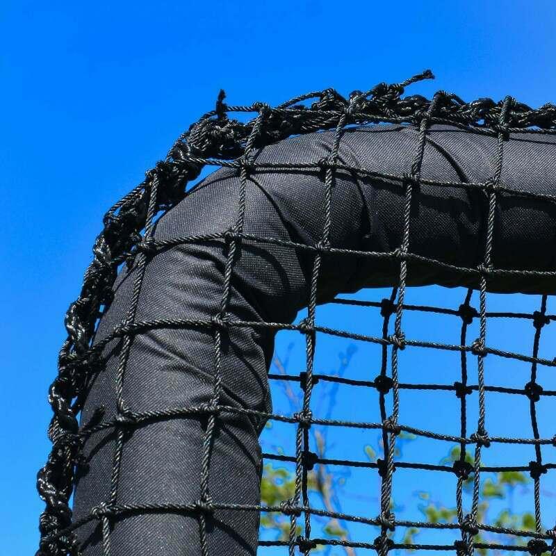 Couche en Mousse Protectrice Résistante à l'Impact des Balles | Paravent en Forme 'L' de Qualité Professionelle