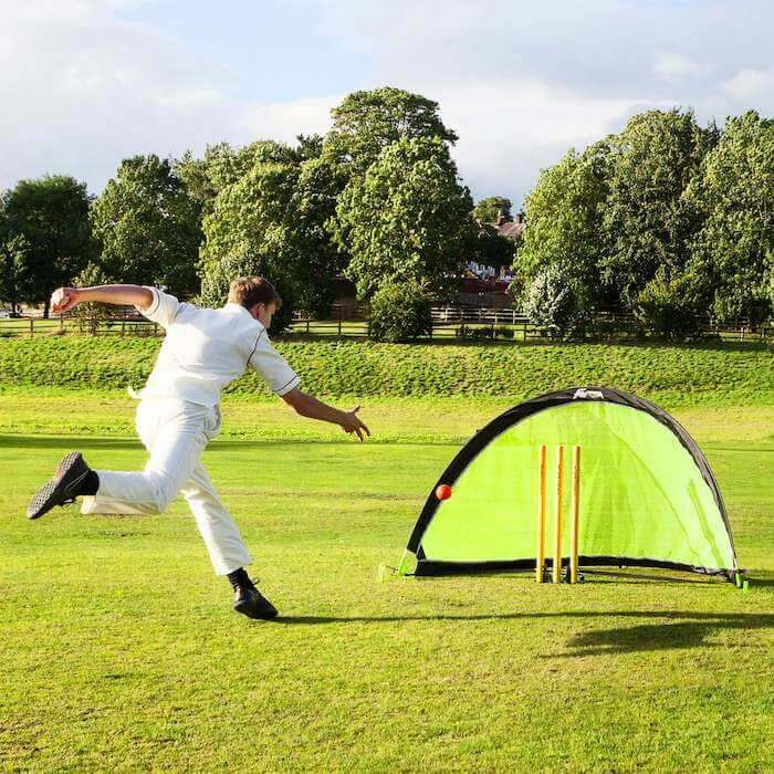 Professional Cricket Fielding Nets | Super Quick Assembly