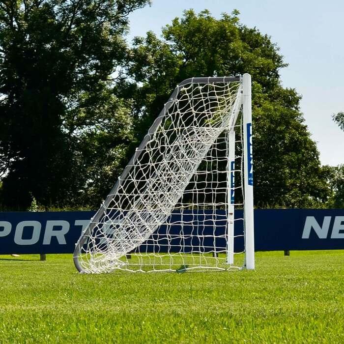 Soccer Goals For Sports Centers | Regulation Size Junior 5v5 Soccer Goal