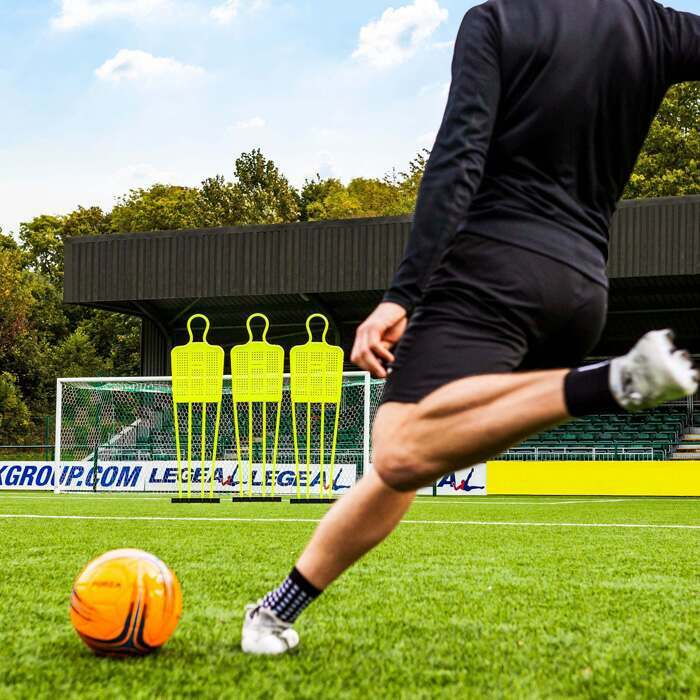 Free Kick Mannequin For Football | Heavy-Duty Football Training Dummies