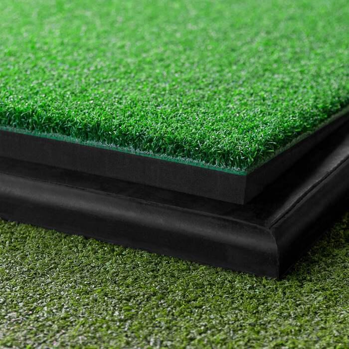 Tapete de Treino FORB golfe Driving Range - Não perde a cor como outros tapetes de treino!