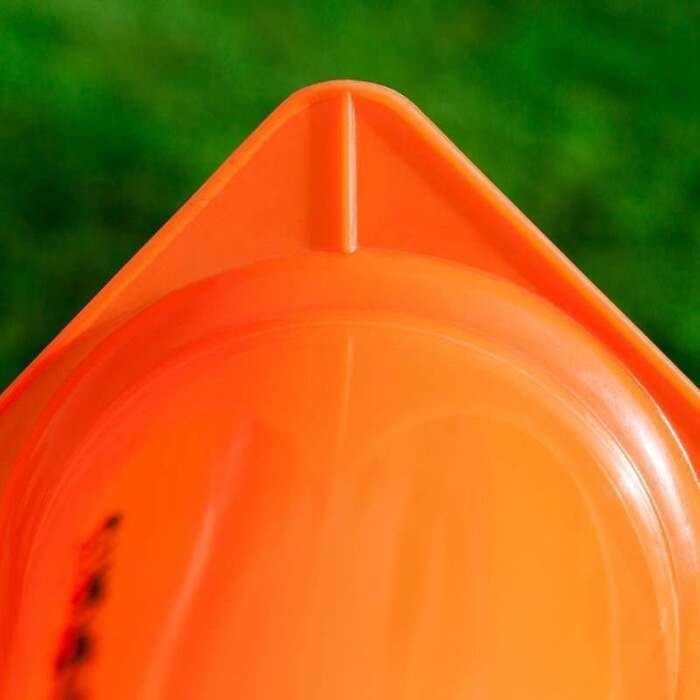 Durable Plastic Marker Cone