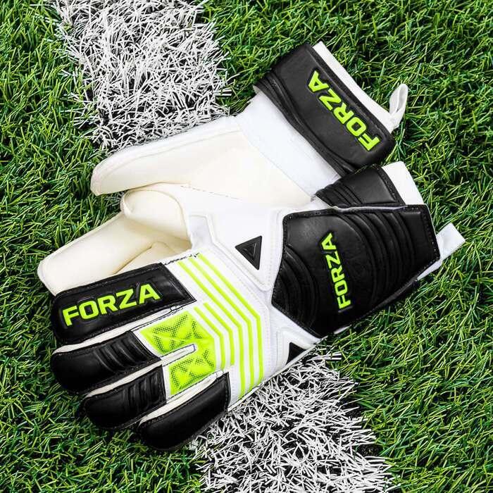 FORZA Sicuro Goalkeeper Gloves For Club Soccer | Best Soccer Goalkeeper Glove