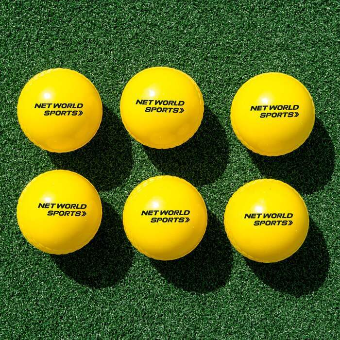 Incrediballs de Cricket de Haute Visibilité | Equipement d'Entraînement de Cricket