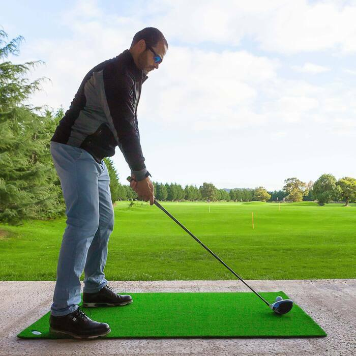 Artificial Golf Mat That Plays Like Real Turf | High Quality Matting