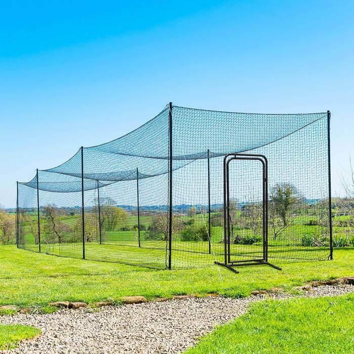 Porta per gabbie di cricket | Accessori per le reti di battuta di cricket