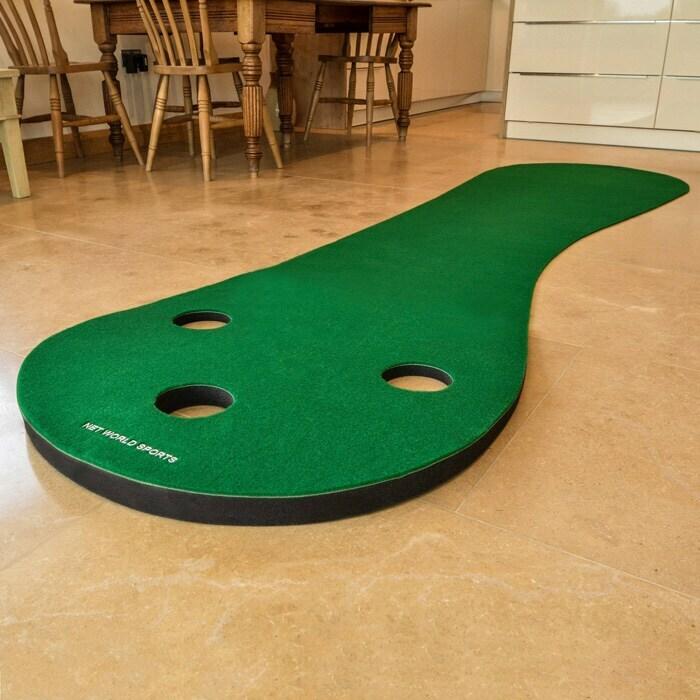Tapis de putt pour l'entraînement de golf à domicile