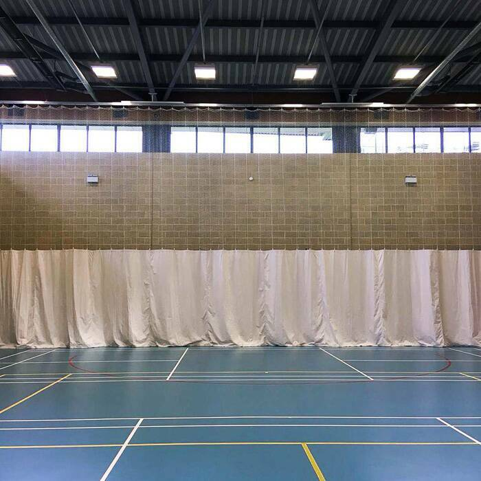 Custom Size Cricket Nets & Sight Screens
