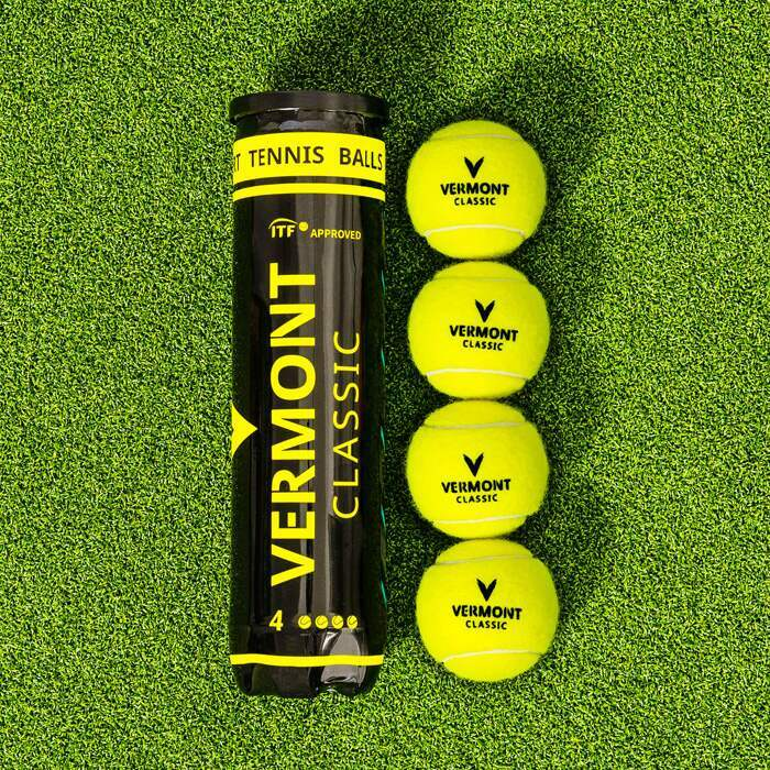 ITF Approved Tennis Balls | Tennis Balls For All Court Surfaces