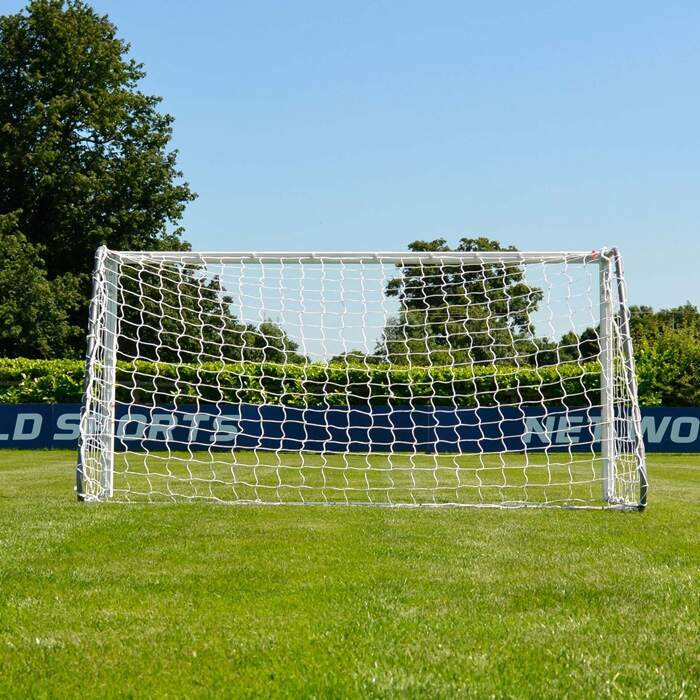 8ft x 4ft Soccer Goals | Junior 5-A-Side Soccer Goal