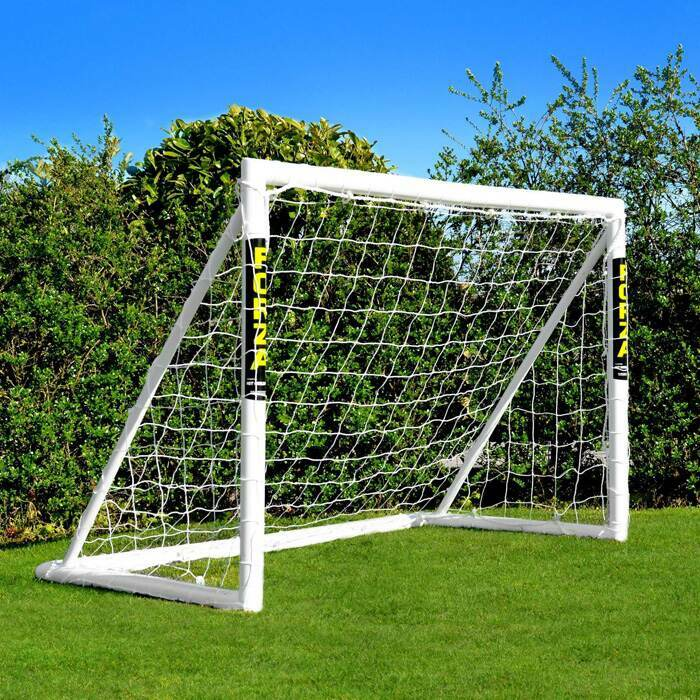 6ft x 4ft FORZA Locking Football Goals | Kids Football Goals