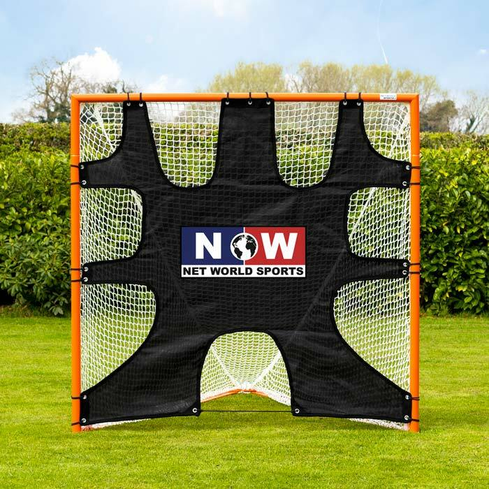 6ft x 6ft Lacrosse Target Sheet For Shooting Practice