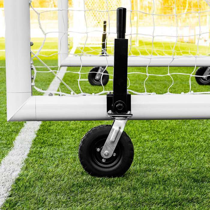 360° Football Wheels | Rotational Football Goal Wheels