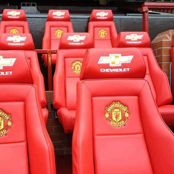 Premium Football Stadium Seats