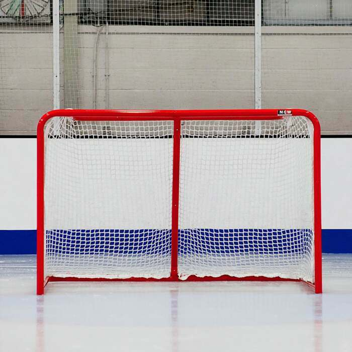 Regulation Sized Heavy Duty Hockey Nets