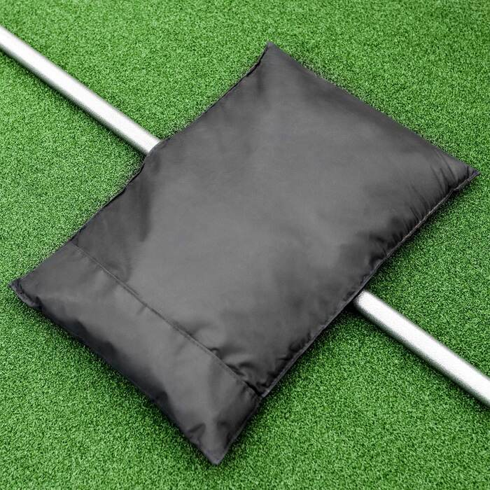 Sandbags For Football Goals, Baseball Cages & Cricket Netting