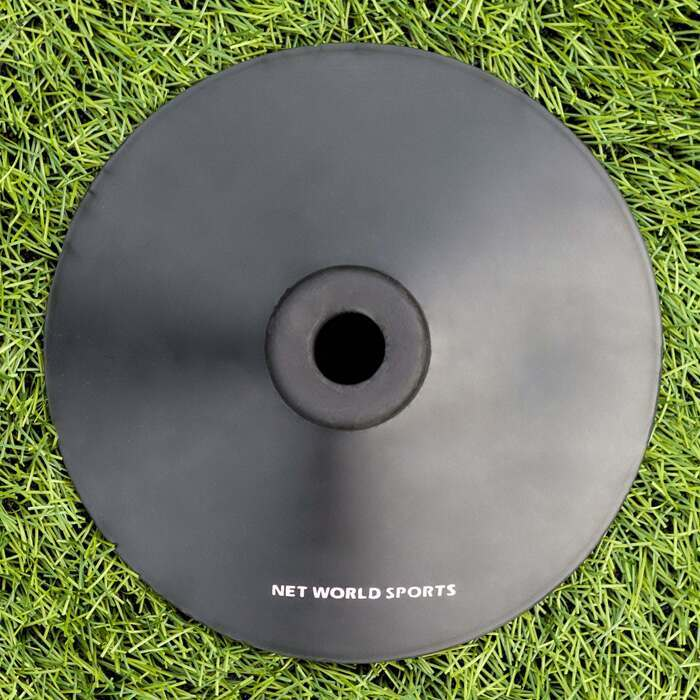 200mm | 8 Inch Diameter Football Corner Flag Bases