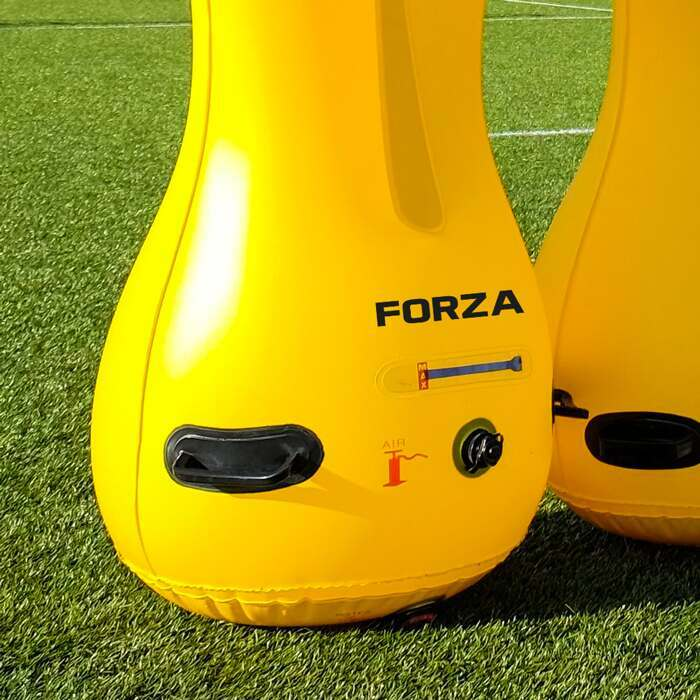 Vrijetrap Pop Voor Voetbal | Air Voetbal Training Dummies