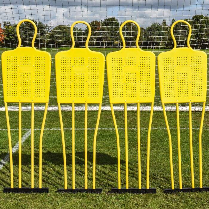 Pack Of 3 Football Training Mannequins | Best Football Mannequins
