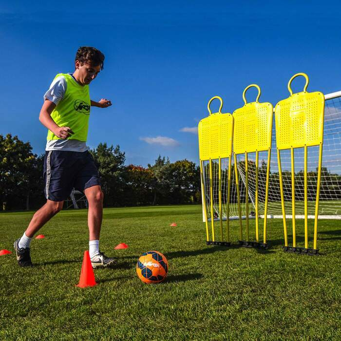 Free Kick Mannequin For Soccer | Heavy-Duty Soccer Training Dummies
