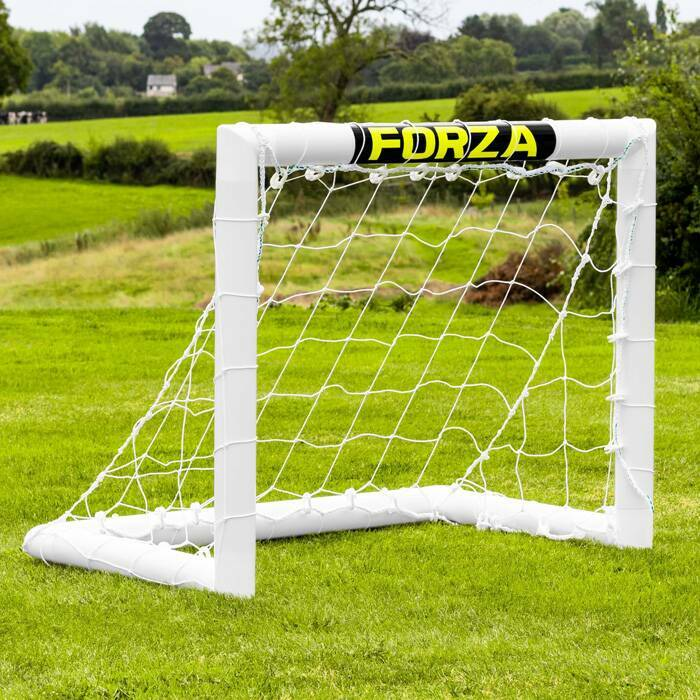 FORZA Mini Target Football Goal | Best Starter Football Goals For Kids