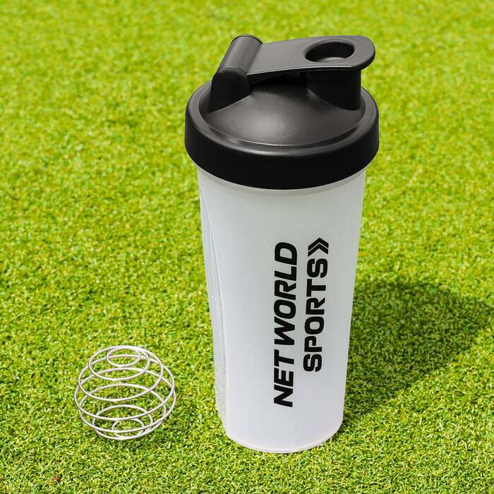 Plastic 700ml Protein Shaker Cup | Wire Blending Ball