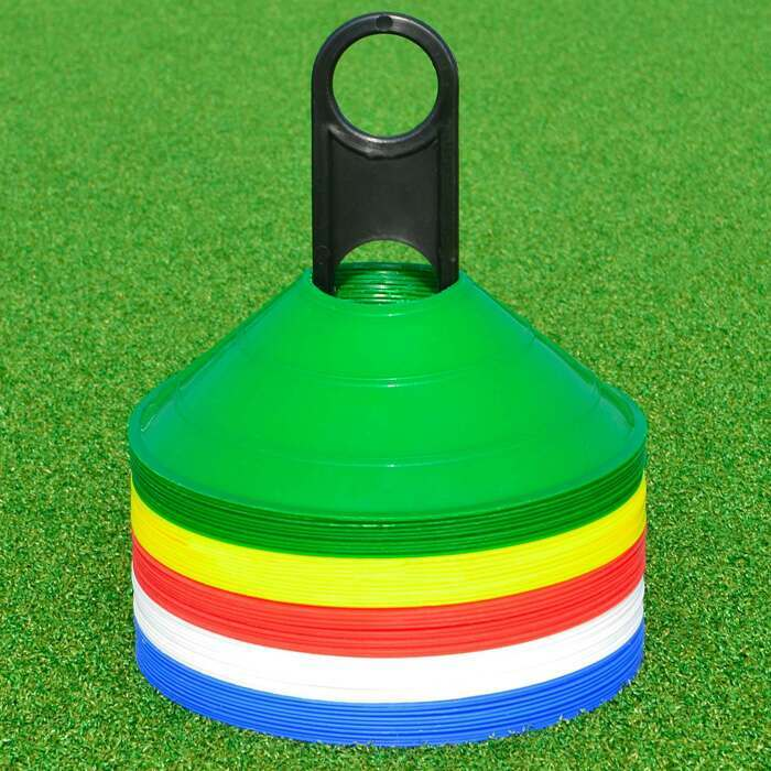 Multi Coloured Sports Cones
