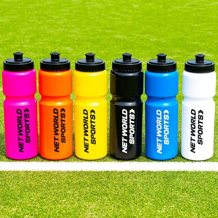 BPA Free Soft Squeeze Water Bottles In A Variety Of Colours