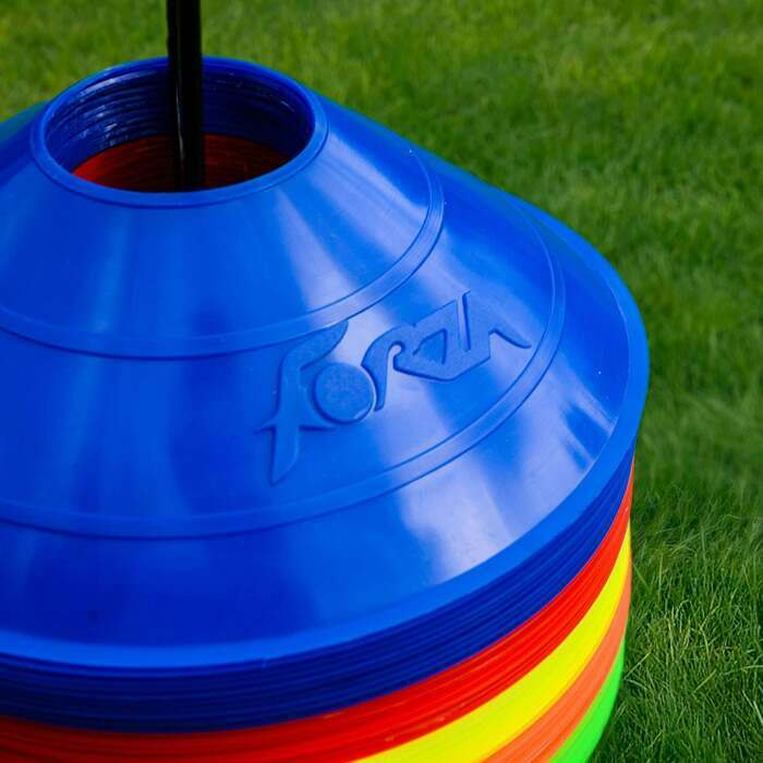 Best Football Training Session Marker Cone Equipment