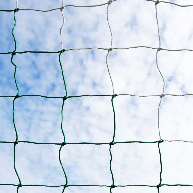 Reinforced Replacement Football Goal Nets