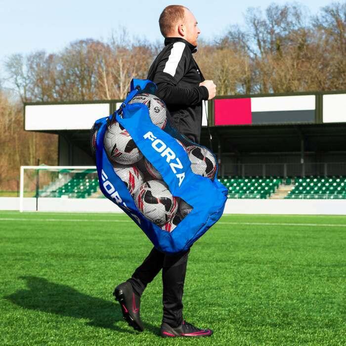 Sport bärväska för bollar | Enkelt bärhandtag