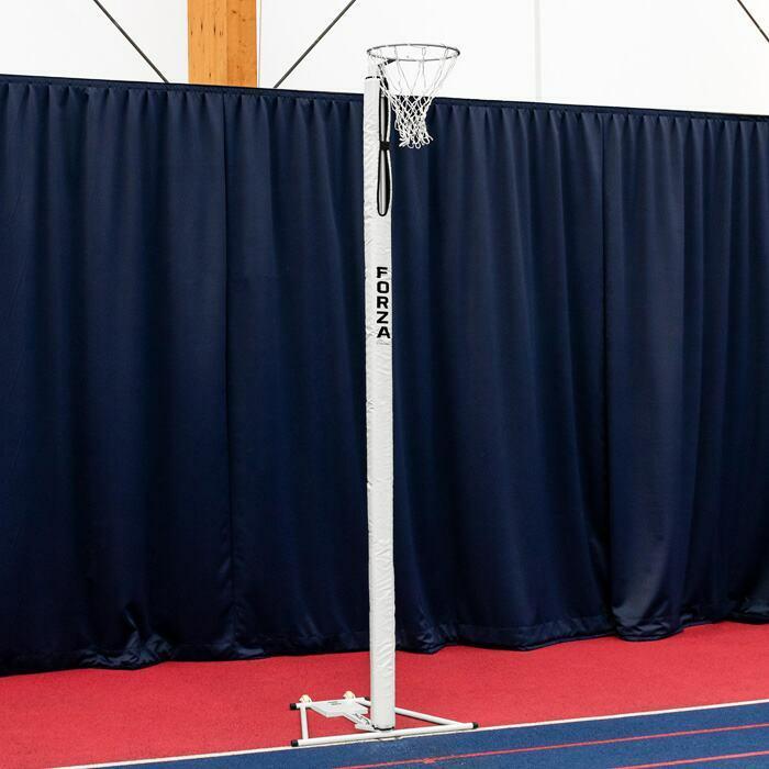 Competition Grade Aluminium Netball Posts