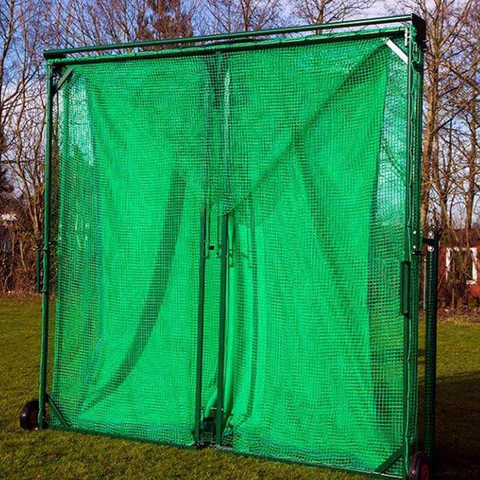 Folding Golf Cage | Concertina Golf Driving Net