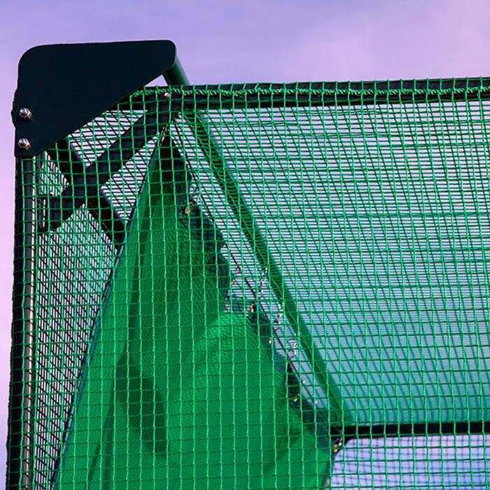Golf Impact Netting For Concertina Golf Cage