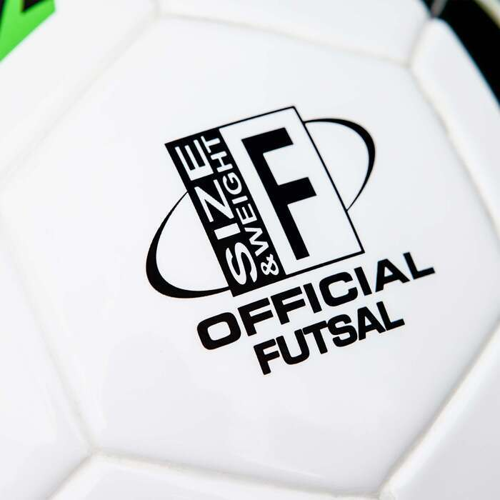 FORZA Pro Futsal Fusion Football | Regulation Size Footballs For Futsal Matches