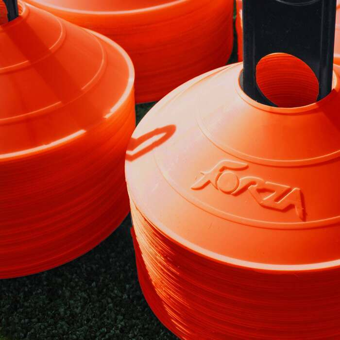 Football Training Marker Cones for Professional and Amateur Clubs