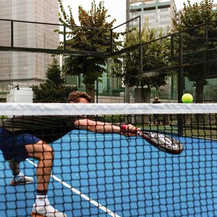 FIP Padel Tennis Nets | Nets For Padel Tennis Courts