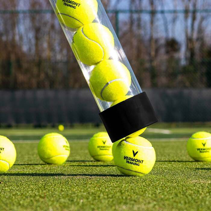 PVC Tennis Ball Collector | Excellent Durability