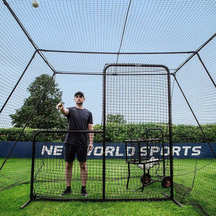 Baseball Protector Screens | Knotted Twine Netting