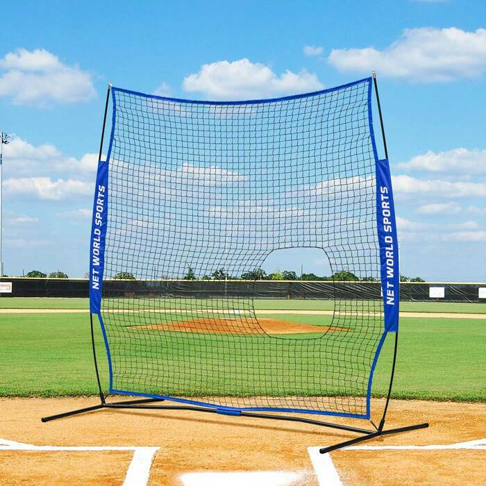 softball pitcher's screen