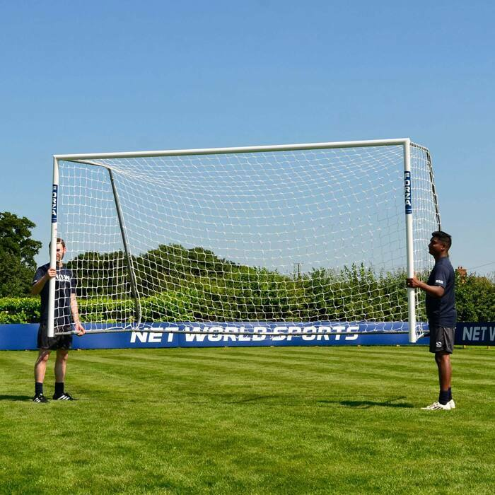 Portable Soccer Goals   Weatherproof Soccer Goal