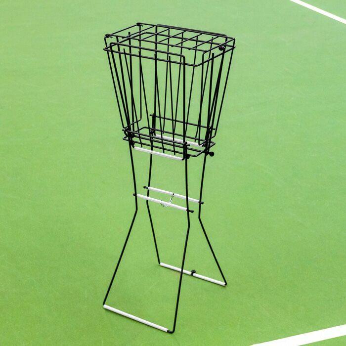 Tennisballkorb | Einfache Tennisballsammlung