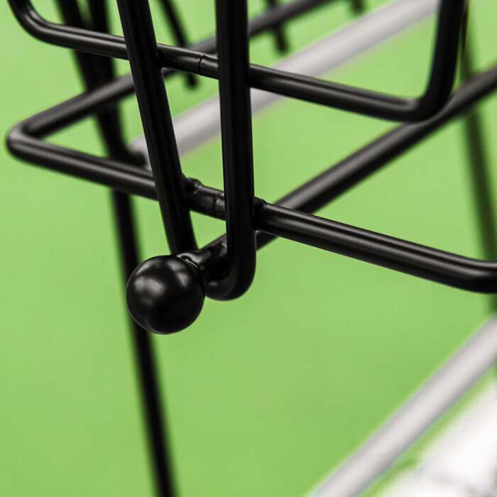 Durable Tennis Ball Basket Indoors & Outdoors | Tennis Coaching Equipment