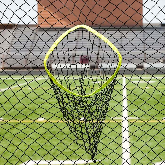 football throwing net