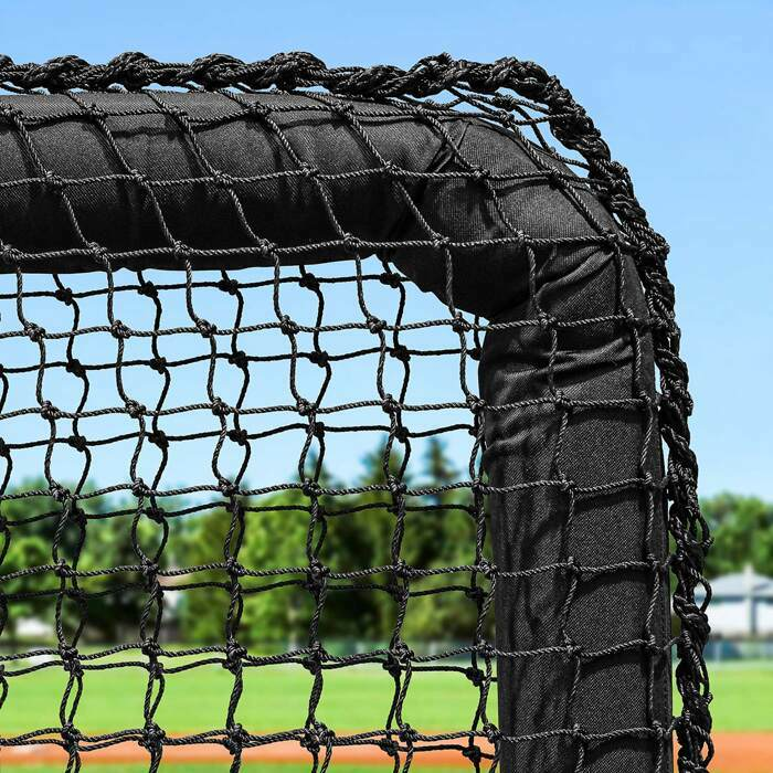 The best Baseball L Screen on the Market - FORTRESS Nimitz L Screen - Front